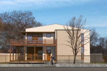 Ansambluri rezidentiale de vis prin proiectele de case mici