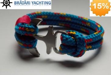 Bratari anchor – a sosit momentul sa iti completezi colectia de bratari cu Bratari Yachting!