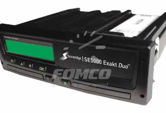 De ce tahografe digitale Stoneridge SE5000