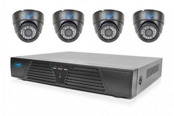Firma Big IT Solutions va ofera cel mai bun kit de supraveghere IP pentru siguranta si protectie