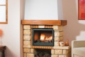 Da personalitate casei tale cu seminee rustice de la FireDesign!