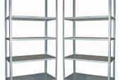 Rafturi metalice cu polite, depozitare inteligenta si eficienta