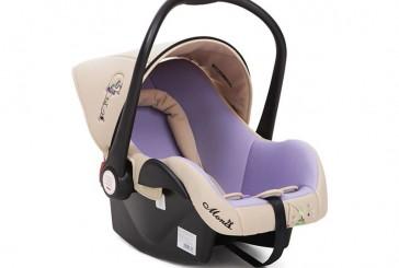 Cosulet bebe pentru plimbari lungi si placute