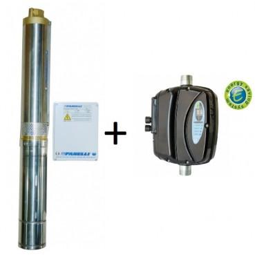 Pompa submersibila Panelli cu variator de turatie – performanta si rezistenta indelungata