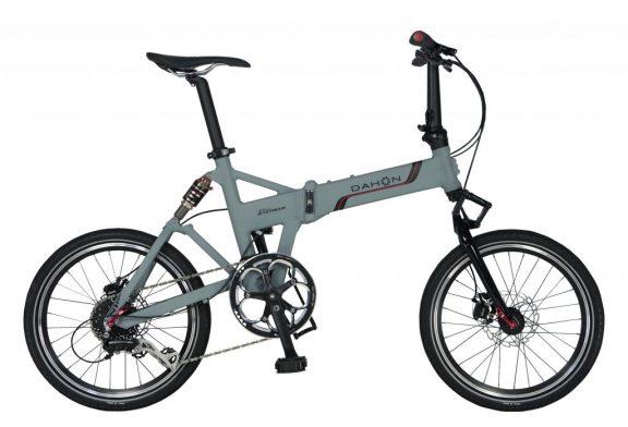 Bicicleta pliabila Dahon Jetstream P8 urbanite gri