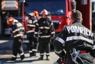 Evacuați în urma producerii incendiului în saună, Brașov