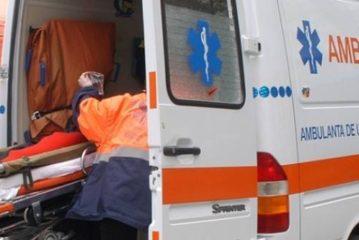 Caz ȘOCANT! Un bărbat din județul Hunedoara s-a înjunghiat în inimă