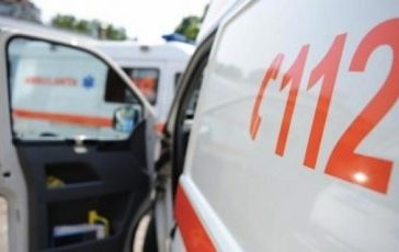 Moment de cumpănă pentru un șofer de 41 de ani, accident rutier grav