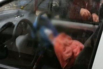 În Oradea un bebeluș de 8 luni, a rămas blocat în mașină