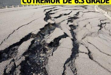 Un cutremur puternic de 6.3 grade a avut loc în Oregon, SUA