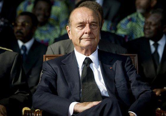 Jacques Chirac, a decedat președintele francez